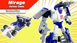 Transformer Siege Deluxe MIRAGE Review