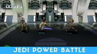 PSX Longplay #48: Star Wars Episode 1: Jedi Power Battle
