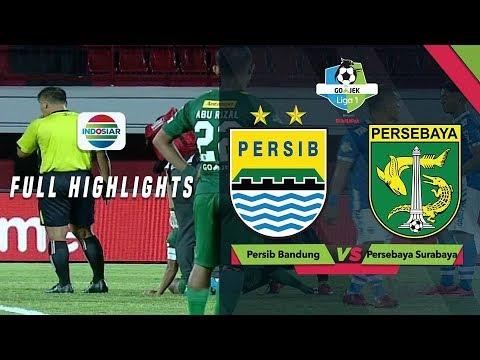 Persib Bandung (1) vs (4) Persebaya Surabaya - Full Highlight | Go Jek Liga 1 bersama Bukalapak Mp3