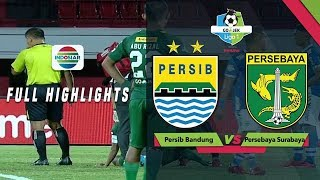 Download Video Persib Bandung (1) vs (4) Persebaya Surabaya - Full Highlight | Go Jek Liga 1 bersama Bukalapak MP3 3GP MP4