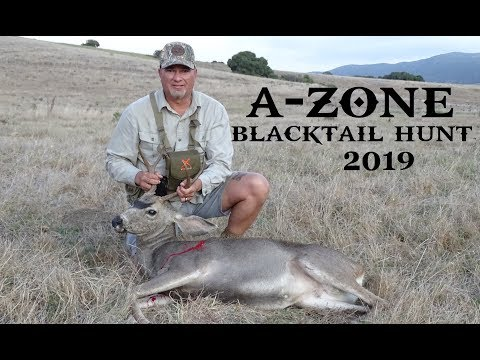 A-Zone Blacktail Hunt 2019
