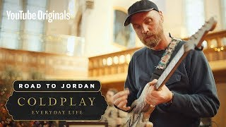 Road to Jordan with Coldplay