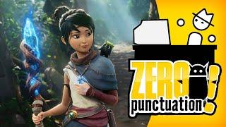 Kena: Bridge of Spirits (Zero Punctuation) (Video Game Video Review)