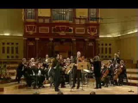 Aylen Pritchin plays at 14th International Henryk Wieniawski Violin Competition 2011 (Stage 3)
