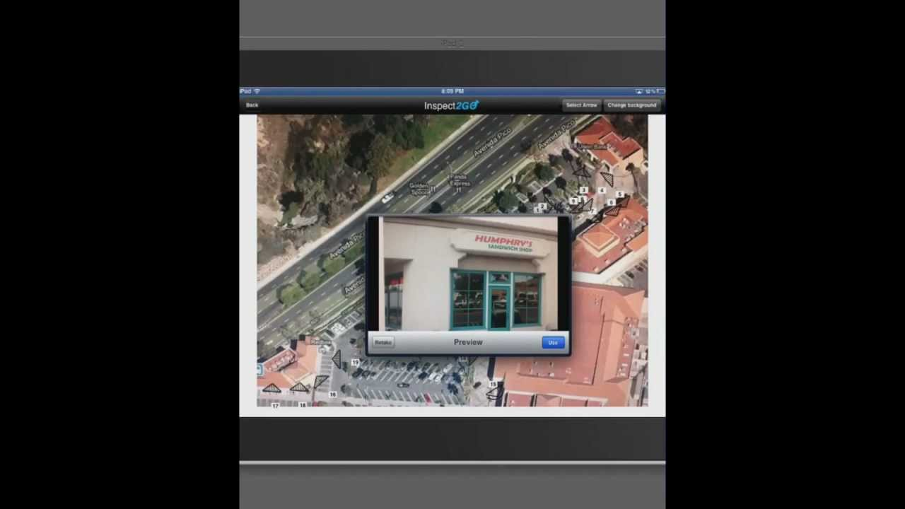 Inspect2go site field survey ipad apps architecture roofing construction photos custom - Application architecture ipad ...