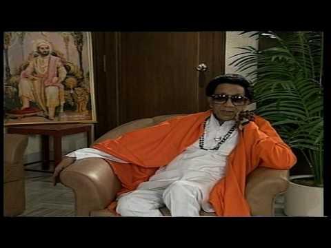 Rubaru: old interview Bal Thackeray with Rajeev Shukla