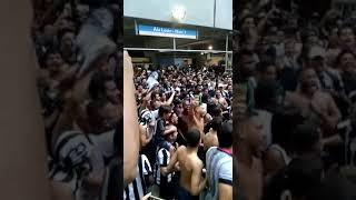 BOTAFOGO X America Mineiro 2018, Torcida dando show