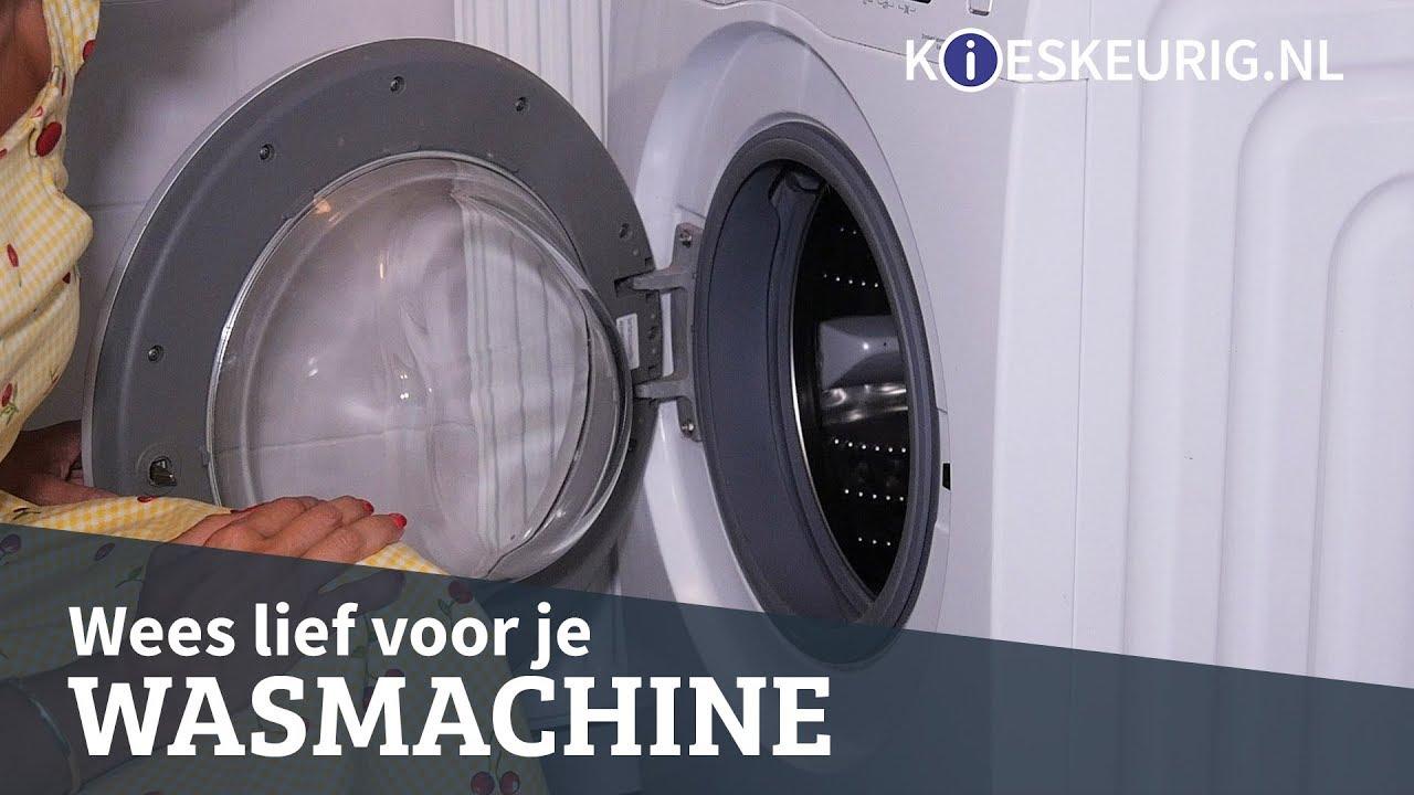 Uitzonderlijk Wat kun je doen als je wasmachine stinkt? HZ99
