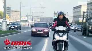 Купить Скутер IRBIS GRACE  Преимущества видео  BIKE18 RU продажа скутеров