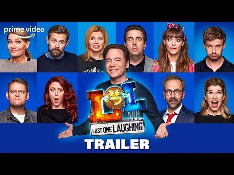 LOL: Last One Laughing Staffel 2 Offizieller Trailer l Prime Video DE