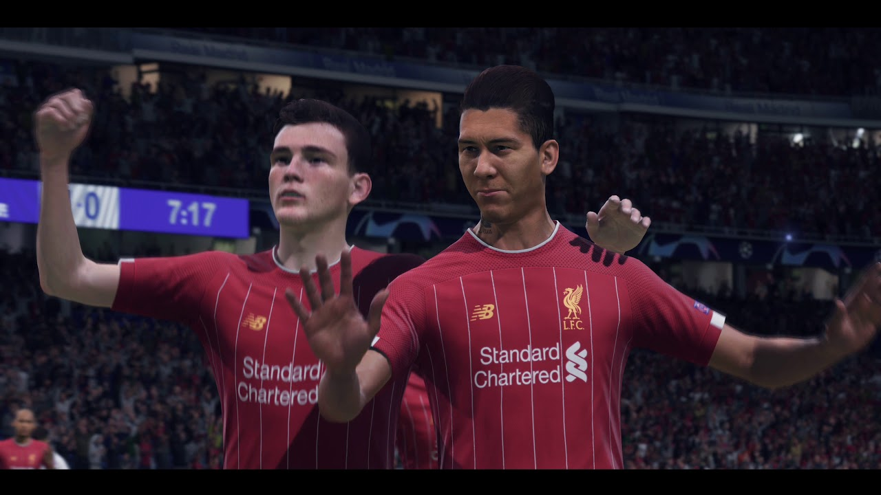 Fifa 20 Liverpool Vs Chelsea Full Match Xbox One X 1440p 60fps Youtube