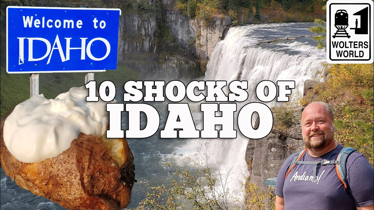Download Idaho - 10 Culture Shocks Tourists Have When They Visit Idaho