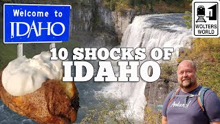 Idaho - 10 Culture Shocks Tourists Have When They Visit Idaho
