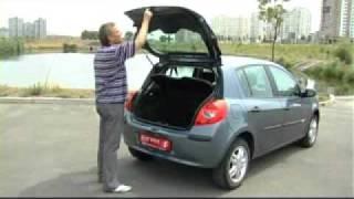 «Экипаж» тест-драйв Renault Clio №2