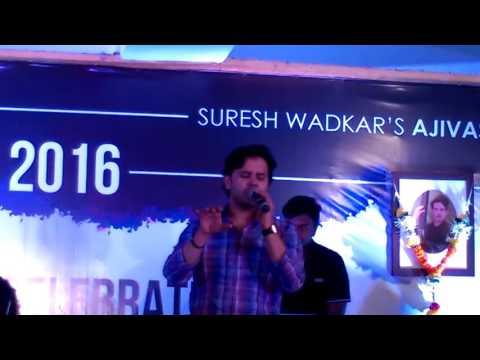 Javed Ali with Maula - live @ Ajivasan fest2016
