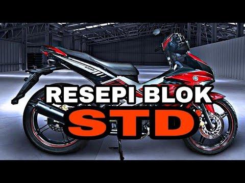 RESEPI Y15ZR BLOK STANDARD FORGED PISTON