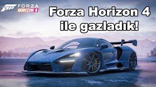 İlk Türkçe Microsoft oyunu | Forza Horizon 4 inceledik!