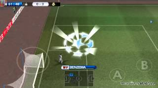 Winning Eleven 2012 Gameplay In Android By Roshan