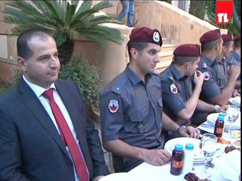 SAAD HARIRI / SECURITY IFTAR / BEIT EL WASSAT