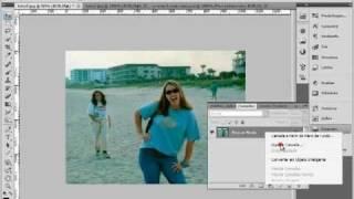 Como remover pessoas e objetos com Photoshop CS5 - NOVO Parte1