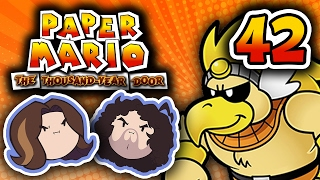 Repeat youtube video Paper Mario TTYD: Rawk Hawk Is The Champ - PART 42 - Game Grumps