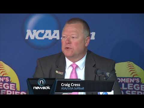 NCAA: Women's College World Series to stay in Oklahoma City (2014-05-29)