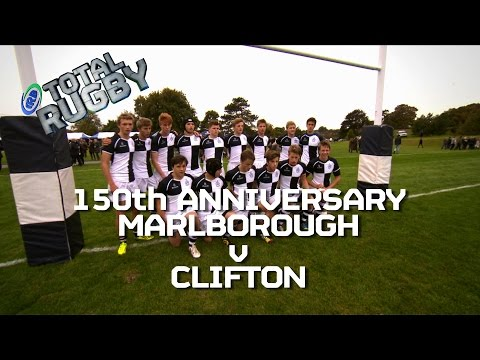 150th anniversary: Watch rugby's oldest schools match as  Marlborough face Clifton