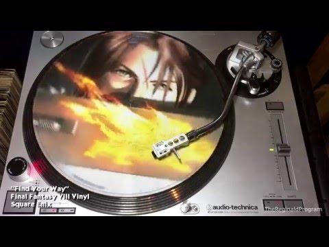 Final Fantasy VIII Vinyl: Side A   Vinyl Rip (Square Enix)