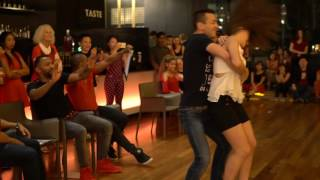 Zouk SEA 2016 Artists J&J with Mathilde and Alisson ~ video by Zouk Soul