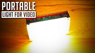 Aputure AL-MX LED Light