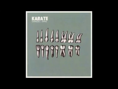 Karate - Cancel / Sing [Full EP]