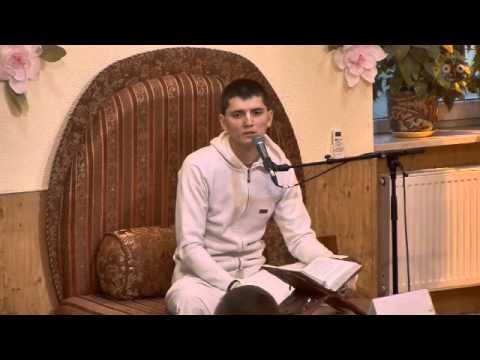 Шримад Бхагаватам 4.12.10 - Нитай Гаура прабху