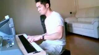 """Bless The Broken Road"" Rascal Flatts Piano Instrumental"