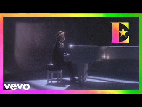 Elton John - I Guess That's Why They Call It The Blues Video