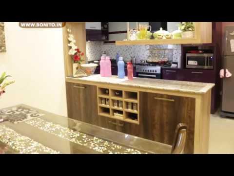 3BHK interior Design | Whitefield | Bangalore