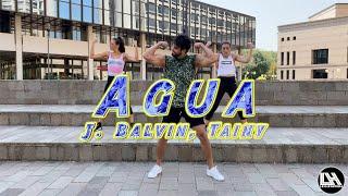Agua - J. Balvin, Tainy by Lessier Herrera Zumba