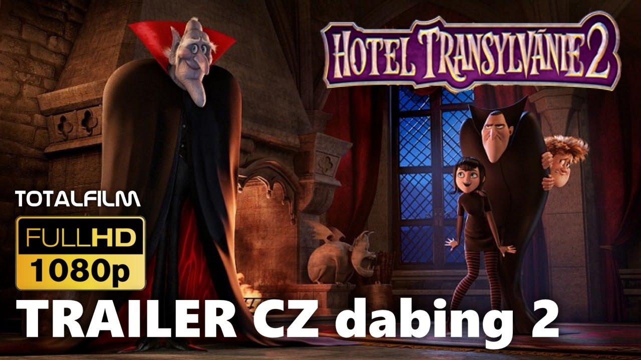 Hotel Transylvánie 2 (2015) CZ HD dabing trailer 2.