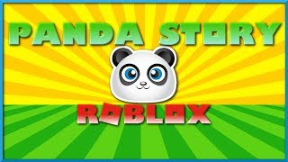 BECOME A CUTE NINJA PANDA Roblox Panda Story Online, SallyGreenGamer, Geegee92, kid friendly
