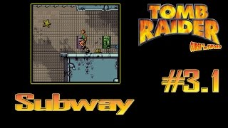 [Game Boy Color] Tomb Raider: Curse of the Sword - Subway Part 1 | Level 3