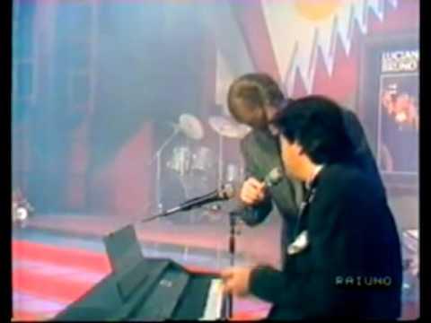 Luciano Bruno   Sanremo 1989 partecipazione Patrizia Mirabella