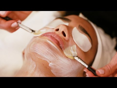 This Is What A $1,500 Facial Is Like