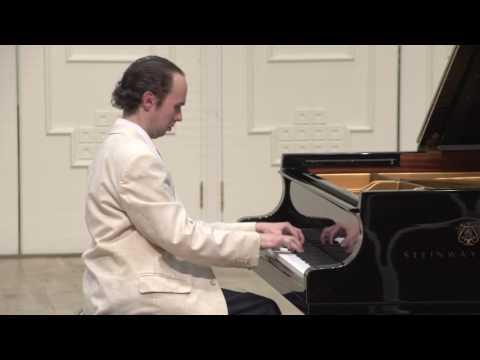 Liszt. Sonata in B minor - Alexander Orlov (Russia)