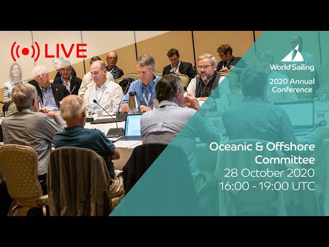 LIVE | Oceanic & Offshore Committee | 2020 Annual Conference
