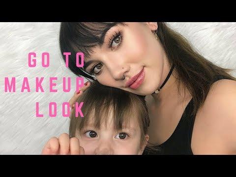 MY GO TO MAKEUP LOOK | SARA ALYCE MAKEUP