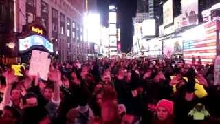 Massive New York City Protest Part 2....Brooklyn Bridge Shut Down