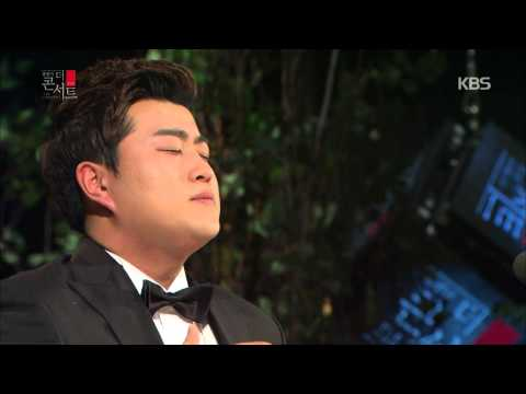 [HIT] 윤건의 더 콘서트 - 김호중(Kim Ho Joong) - 넬라 판타지아(Nella Fantasia).20150325