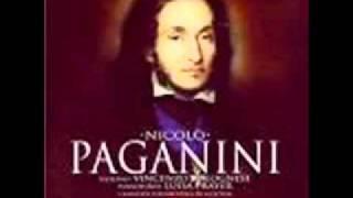 Nicolo Paganini - Capriccio n º 24 en la menor.
