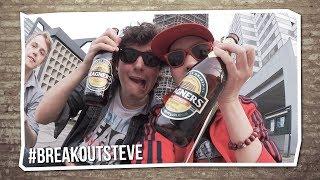 Berlin gibt es Apfelbier?! - Breakout Steve