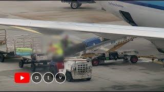 Poggyászveszély! Rengeteget lopnak az utasok táskáiból Ferihegyen