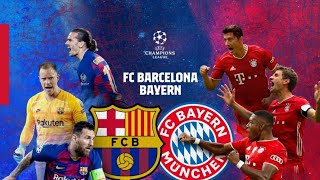 #barcelona #bayern #aovivo barcelona x bayern - ao vivo champions league quartas de final munich fc munchen barcelon...